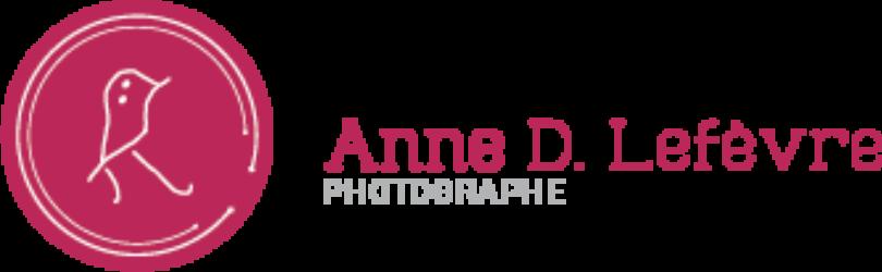 logo AnneDLefevre Photographe