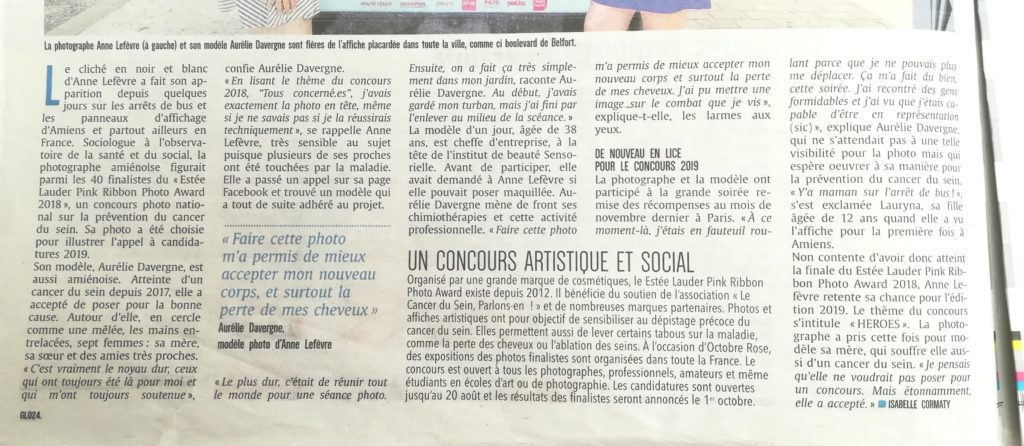 Photo concours article suite courrier picard